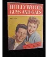 Hollywood Guys & Gals Magazine #1 Debbie Reynolds Eddie Fisher Tony Curt... - $18.99