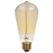 Westinghouse Lighting 0412000 40 Watt ST20 Clear Timeless Vintage Inspir... - $7.50