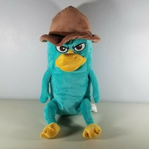 """Disney Phineas and Ferb Perry The Platypus 11"""" Plush Stuffed Animal - $15.99"""