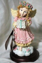"1995 House Of Lloyd The Giving Angel 6"" Figurine - $3.46"