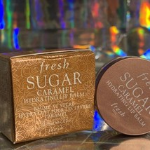 New In Box FRESH Sugar Lip Caramel Hydrating Balm 2g Travel Sz image 2