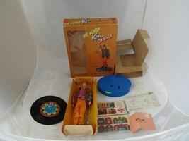 BARBIE- MATTEL 1970 LIVE ACTION KEN ON STAGE NEW IN BOX-COMPLETE UNPLAYE... - $239.00