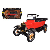 1925 Ford Model T Touring Red 1/24 Diecast Model Car by Motormax 79328r - $34.69