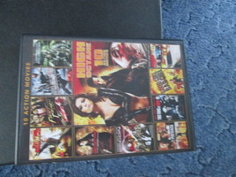 High Octane 10 Action Movies DVD - $6.00