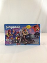New Playmobil Knights 3320 Dragon Attack Cannon Building Toy Playset - $26.17
