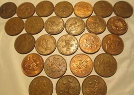 Great Britain 25 2 New Pence Various Date United Kingdom Elizabeth II & ... - $12.50