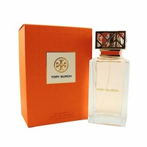 TORY BURCH Eau de Parfum Spray, 3.4 Fluid Ounce; Sealed - $75.23