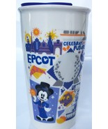 Starbucks Disney Parks EPCOT Double Wall Tumbler NEW - $36.95