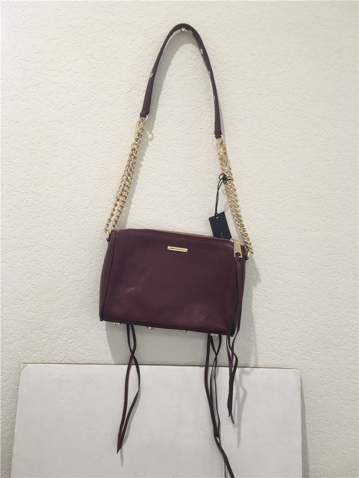 4288a1e778b4 Rebecca Minkoff Women's Bordeaux Leather Bag and 50 similar items