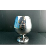 Silverplate 1973 F.C.C. First Flight Runner-Up Cup - $44.09
