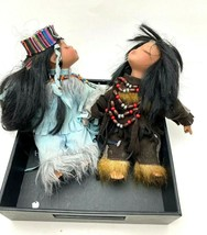 Heritage Signature Collection Native American Porcelain Dolls - $31.37