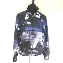 J-1435242 New Alexander McQueen Multicolor Zip Jacket Coat Size US-L/Mar... - $309.99