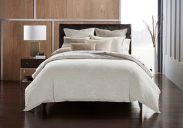 Hotel Collection Pebble Diamond Cotton Full/Queen Duvet Cover, Size Full... - $98.99