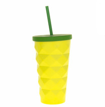 Starbucks Hawaii Yellow Pineapple Relief Stainless Steel Cold Cup 16 oz ... - $34.64
