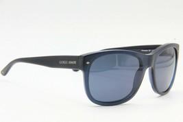 NEW GIORGIO ARMANI AR 8008 5004/R5 BLUE AUTHENTIC FRAME SUNGLASSES 54-20 - $115.94