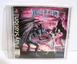 King's Field II (Sony PlayStation 1, 1996) PS1 - $24.95