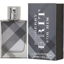 Burberry Brit By Burberry Edt Spray 1.6 Oz (New Packaging) - $83.00