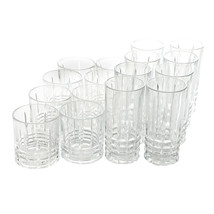 Gibson Home Jewelite 16 Piece Tumbler and Double Old Fashioned Glass Set - $87.94