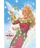 Fine Art Print - Merry And Bright - $9.00+