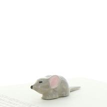 Hagen Renaker Miniature Mouse Baby Straight Tail Ceramic Figurine image 3