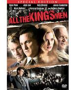 All The King's Men (DVD, 2006) Sean Penn, Jude Law UPC: 0043396114364 FR... - $5.93