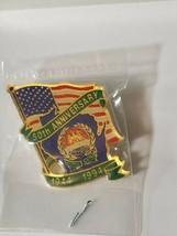 VINTAGE AMERICAN AMVETS 50TH ANNIVERSARY 1944-1994 Lapel Pin