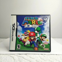 Super Mario 64 DS Nintendo DS 2004 Complete Free Shipping - $28.02