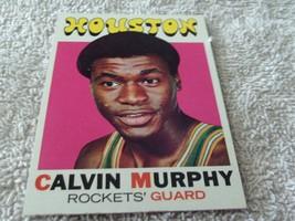 1971/72 Topps #58 Calvin Murphy Rockets Near Mint / Mint Or Better ! - $39.99