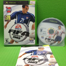 FIFA 2003 - Microsoft Xbox | Disc Plus - $3.00