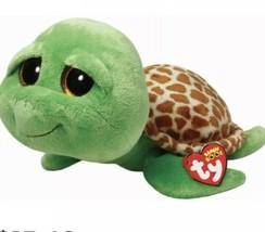 TY Beanie Boos Teenie Zippy Turtle Plush stuffed animal toy NWT - $9.85