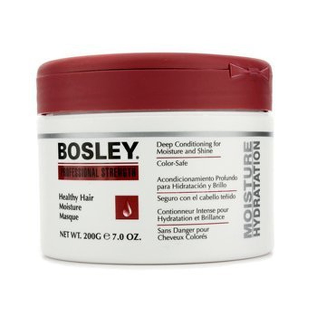 Primary image for Bosley Professional Healthy Hair Moisture Masque 7oz