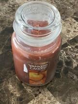 Yankee Candle Large Jar Candle Spiced Pumpkin - $29.65