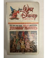 Walt Disney The One And Only,Genuine,Original Family Band VHS-BRAND NEW ... - $9,310.00