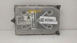 2013-2013 Chrysler 200 Engine Computer Ecu Pcm Ecm Pcu Oem 119658 - $62.67