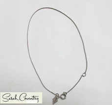 Vintage Sarah Coventry  Jewelry - #9081  Ankle Bracelet - $12.23