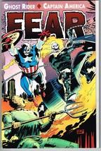 Ghost Rider Captain America: Fear #1 (1992) - 9.4 NM *TPB*  - $10.88