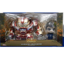 Hot Toys Avengers Infinity War Hulkbuster 2.0 and Bruce Banner Set of 2 ... - $151.89