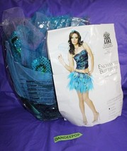 Franco Enchanted Butterfly Ladies Halloween Costume Cosplay Adult Small - $24.74