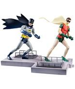 DC Comics Classic TV Series Batman and Robin Action Figure, 2-Pack - $91.58