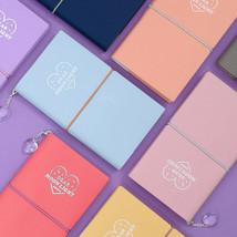 Dear Moonlight Diary w/Heart Charm Journal Planner Scheduler Notebook Or... - $16.99
