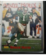Derrick Mayes 8x10 Inch Signed College Photo with COA # 1528 of 3500 - $19.79