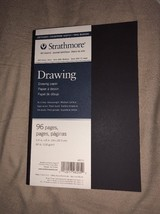 """Strathmore 482-5 400 Series Softcover Art Drawing Journal, 5.5""""x8"""" Cream... - $8.45"""
