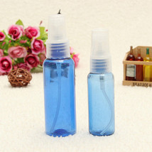 30/50ML Transparent Plastic Water Spray Bottle Atomizer Container - $3.79