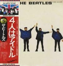Help! + Obi Beatles vinyl LP album record Japanese EAS-80554 APPLE 1976 - £29.77 GBP