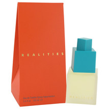 Realities by liz claiborne for women 3.4 oz edt spray thumb200
