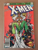 X-Men Annual 6 Marvel Comic Book from 1982 VF+ Condition Uncanny X-Men - $5.45