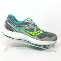 Saucony GRID COHESION 10 Womens Grey/Teal/Citron S15333-1 Running Shoes ... - $32.87