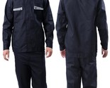 Maintenance Suits Work Clothing Bike Motorcycle Military Jacket Pant Uniform Rac