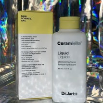 New In Box Dr. Jart + CERAMIDIN LIQUID Moisturizing Ceramide Rich Toner 150mL image 2