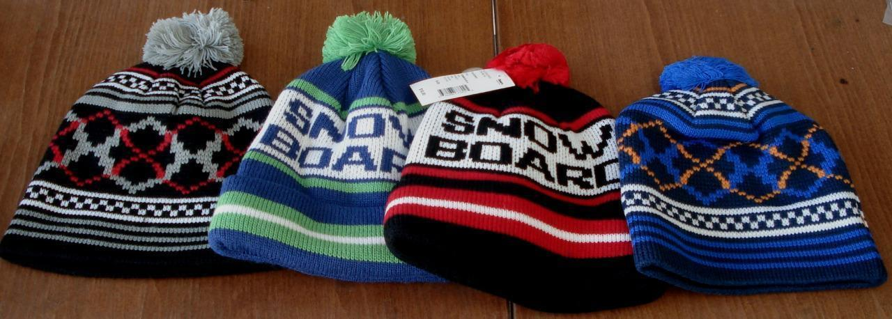 d47accdd62c Aquarius Boy s Knit Alpine Ski Beanie Cap - and 50 similar items. S l1600